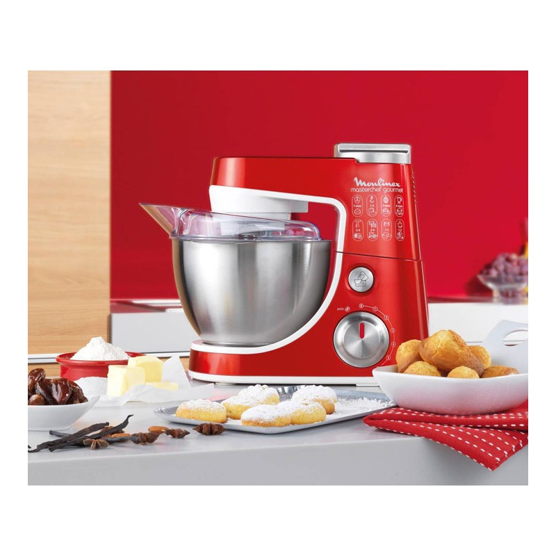 Robot de cocina moulinex masterchef for Robot cocina masterchef