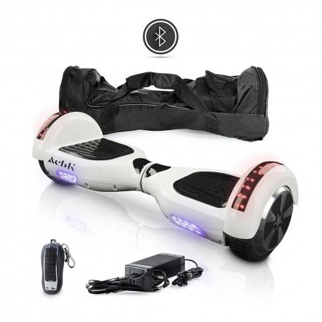 Hoverboard UL 6.5 Pulgadas Blanco