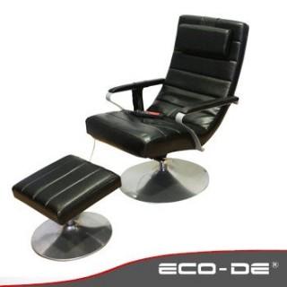 Sillón de masaje con puf ECO-DE ECO-740P